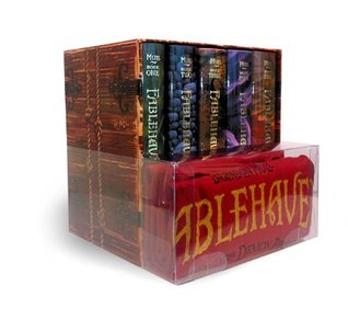 fablehaven-the-complete-series-boxed-set