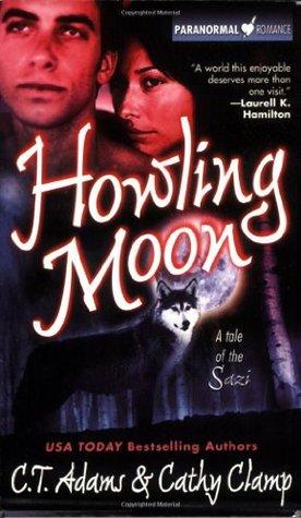 Howling Moon (A Tale of the Sazi, #4)