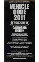 2011 Vehicle Qwik Code -California