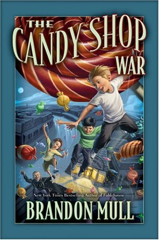 The Candy Shop War (The Candy Shop War, #1)