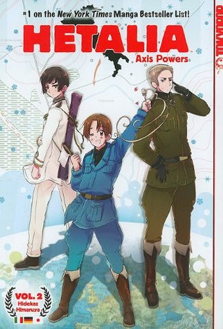 Hetalia (Hetalia: Axis Powers, #2)