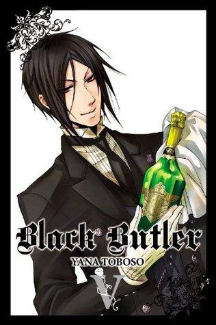 Black Butler, Vol. 5 by Yana Toboso