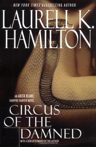 Circus of the Damned (Anita Blake Vampire Hunter, #3)
