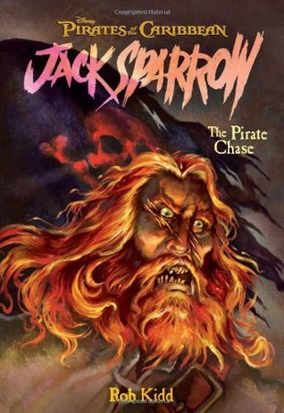 The Pirate Chase (Pirates of the Caribbean: Jack Sparrow, #3)