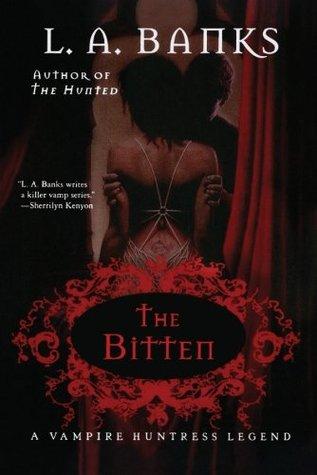 The Bitten (Vampire Huntress, #4)