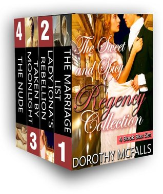 The Sweet and Spicy Regency Collection