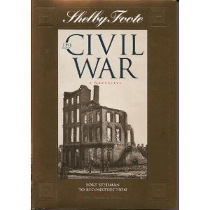 The Civil War: A Narrative: Vol. 14: Fort Stedman to Reconstruction