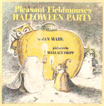 Pleasant Fieldmouse's Halloween Party