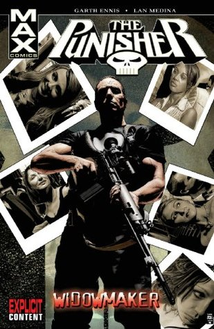 The Punisher MAX, Vol. 8: Widowmaker