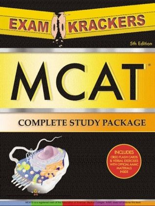 Examkrackers MCAT: Complete Study Package