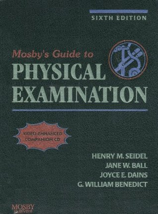 Health Assessment Online for Mosby's Guide to Physical Examination