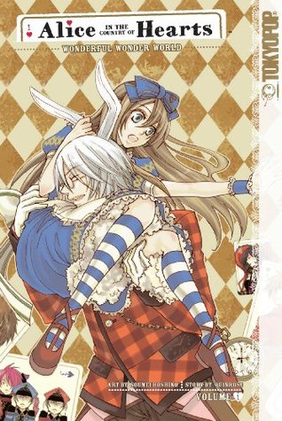 Alice in the Country of Hearts, Vol. 01 by QuinRose