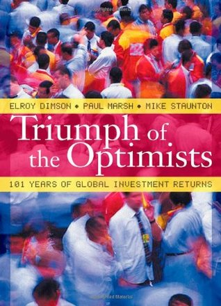 Triumph of the Optimists by Elroy Dimson
