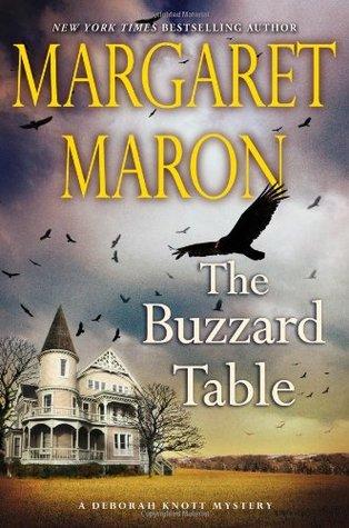 The Buzzard Table (Deborah Knott Mysteries, #18)