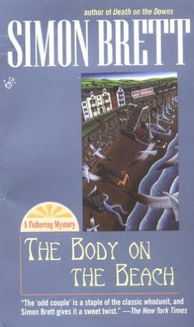 The Body on the Beach by Simon Brett