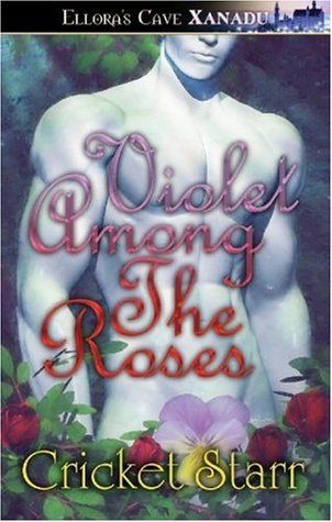 Violet Among the Roses