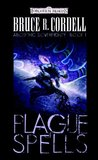 Book cover for Plague of Spells (Abolethic Sovereignty #1)