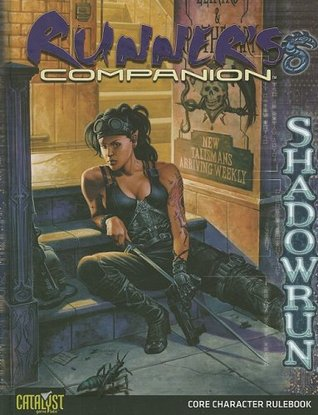 Shadowrun Runner's Companion (Shadowrun Core Character Rulebooks)