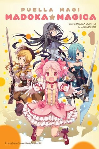 Image result for puella magi madoka magica volume 1 goodreads