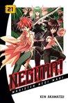 Negima!: Magister Negi Magi, Volume 21