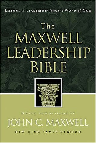 Maxwell Leadership Bible Pdf