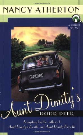 Aunt Dimity's Good Deed (Aunt Dimity Mystery, #3)