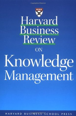 harvard-business-review-on-knowledge-management