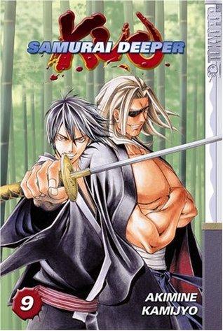 Samurai Deeper Kyo, Volume 09 by Akimine Kamijyo