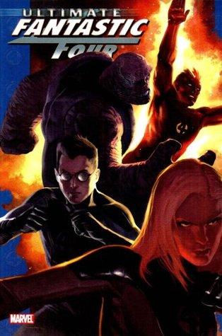 Ultimate Fantastic Four, Vol. 5