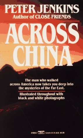 Across China by Peter Jenkins