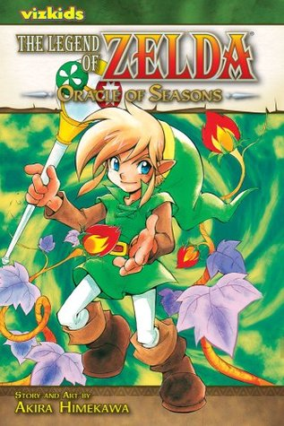 The Legend of Zelda: Oracle of Seasons (Zelda, #4)