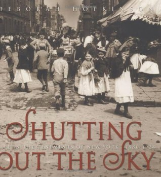 Shutting Out the Sky by Deborah Hopkinson