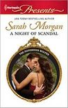 A Night of Scandal (Bad Blood, #1)