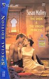 The Sheik and the Virgin Princess (Desert Rogues, #5)