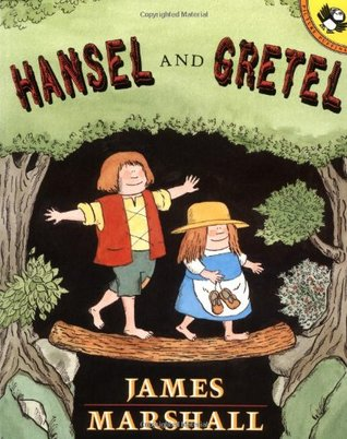 Hansel and gretel childrens book