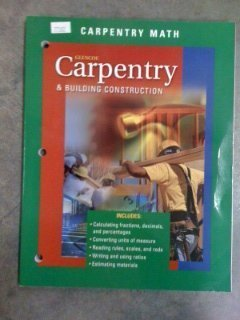 Carpentry and Building Construction Carpentry Math