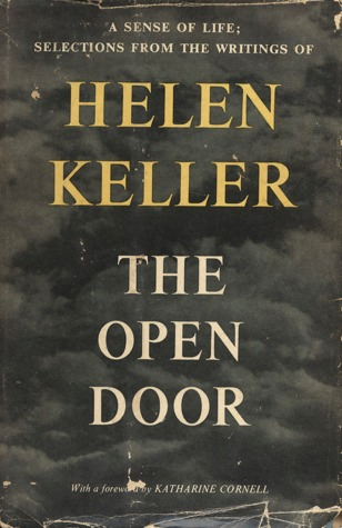 Quote By Helen Keller If There Were No Life Beyond This Earth Life