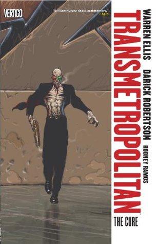 Transmetropolitan, Vol. 9: The Cure(Transmetropolitan 9) - Warren Ellis