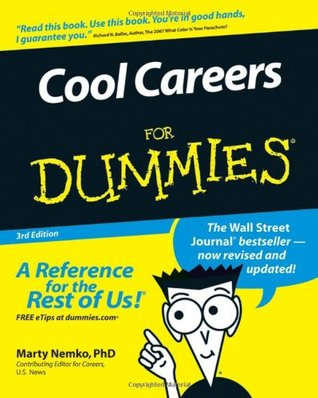 Cool careers for dummies by Marty Nemko