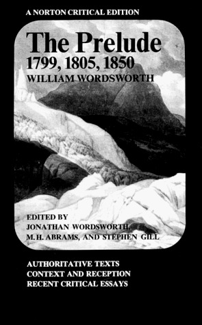 the prelude by william wordsworth 865350