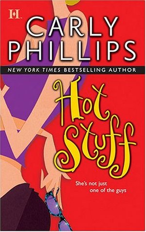Hot Stuff (Hot Zone, #1)