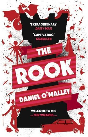Image result for The Rook by Daniel O'Malley