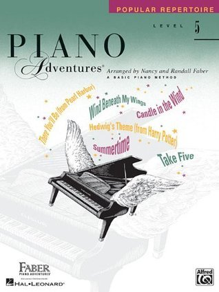Level 5 - Popular Repertoire Book: Piano Adventures