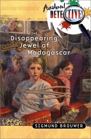 The Disappearing Jewel of Madagascar (Accidental Detectives, #2)