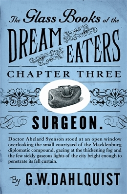 The Glass Books of the Dream Eaters (Chapter 3 Surgeon)