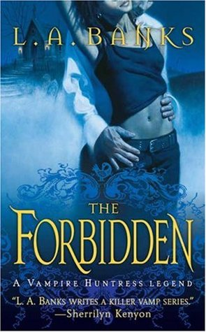 The Forbidden (Vampire Huntress, #5)
