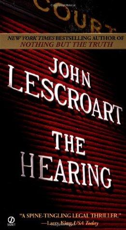 The Hearing Dismas Hardy 7 By John Lescroart