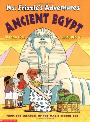 Ms. Frizzle's Adventures: Ancient Egypt