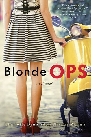 {Review} Blonde Ops by Charlotte Bennardo and Natalie Zaman