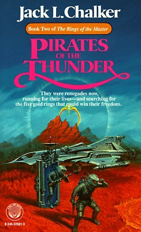 Pirates of the Thunder (Rings of the Master, #2)